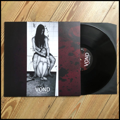 VOND: Selvmord LP  (black vinyl, Mortiis 90s project)