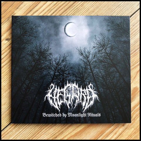 VEGARD: Bewitched By Moonlight Rituals CD digipack