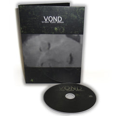 VOND: Green Eyed Demon A5 size CD digipack  (Mortiis 90s project)