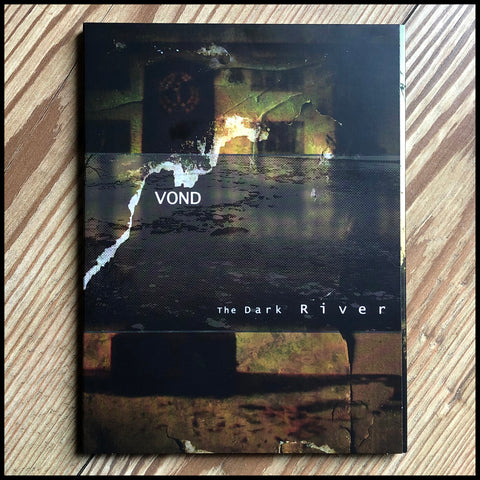 VOND: The Dark River A5 size CD digipack  (Mortiis 90s project)