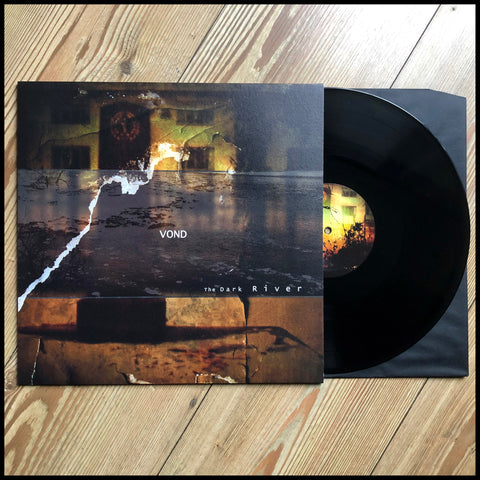 VOND: The Dark River LP  (black vinyl, Mortiis 90s project)