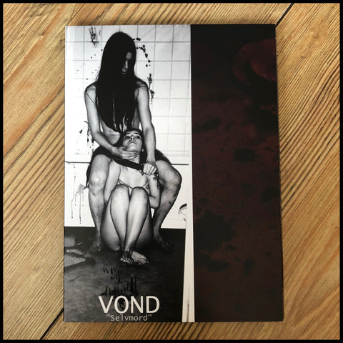 VOND: Selvmord A5 size CD digipack  (Mortiis 90s project)