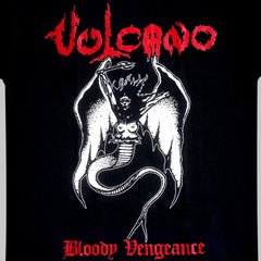 Vulcano shirt / black metal shirt