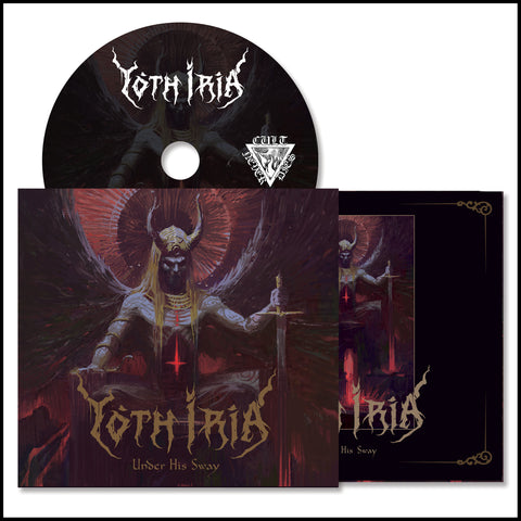Preorder [Early October 2020] YOTH IRIA: Under His Sway CD digipack [ex-Rotting Christ / Necromantia members, 2nd edition]