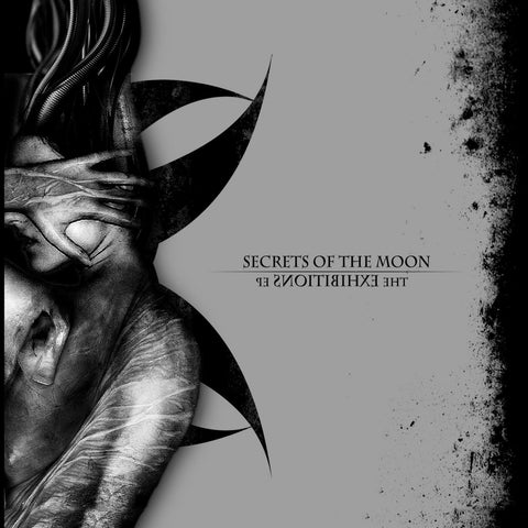 SECRETS OF THE MOON: The Exhibition CD EP digipack (sealed, low numbers)