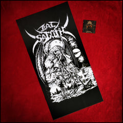BAL-SAGOTH - large art flag