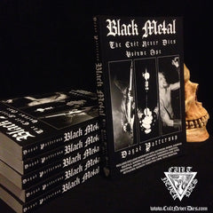BLACK METAL: THE CULT NEVER DIES VOL. 1 *SIGNED* [published 2015]