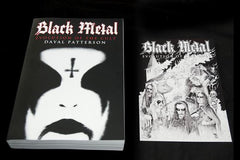 BOOK BUNDLE 2: All four Cult Never Dies publications, signed, plus Black Metal: Evolution Of The Cult, plus Cult Never Dies patch, plus registered shipping [Price all-inclusive]