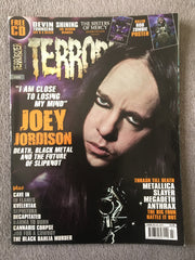 TERRORIZER magazine (individual issues from 201-final issue)