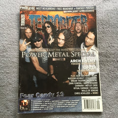 TERRORIZER magazine (multiple issues from 150-200) (regularly restocked)