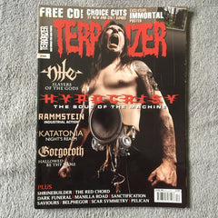TERRORIZER magazine (multiple issues from 101-150)