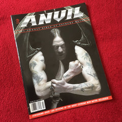 NEW: ANVIL #3 zine (original copies from 2004) [limited numbers]