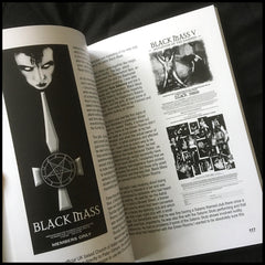 (SATAN SUPERSTAR book (Satanism & occult in film, music, art & culture). *signed*