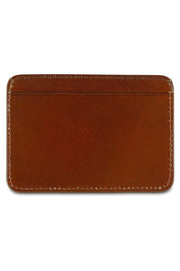 Escuyer - Cardholder - Light Brown