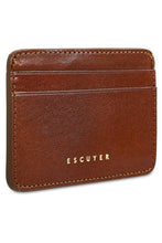 Load image into Gallery viewer, Escuyer - Cardholder - Light Brown
