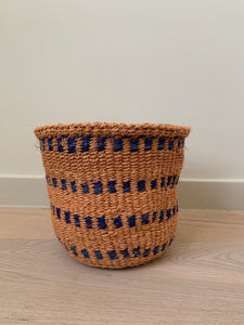 Solid - Handwoven Basket S