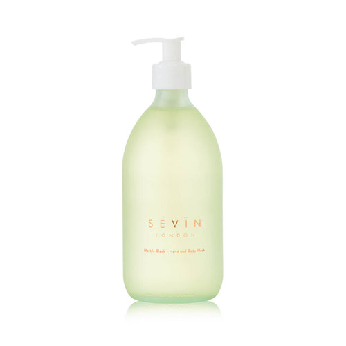 Sevin - HAND & BODY WASH – Marble Black