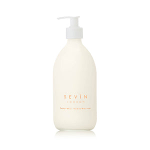 Sevin - HAND & BODY LOTION – Porcelain White