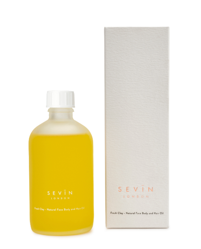 Sevin - FACE/BODY/HAIR OIL – Fresh Clay