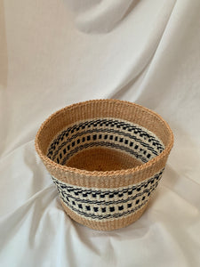 Solid - Handwoven Basket - 2
