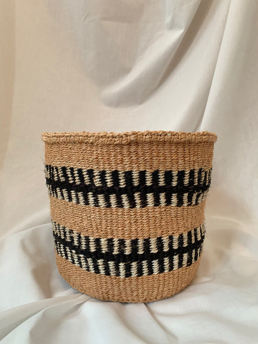 Solid - Handwoven Basket - 1