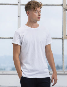 M - T-shirt Rolled Sleeve
