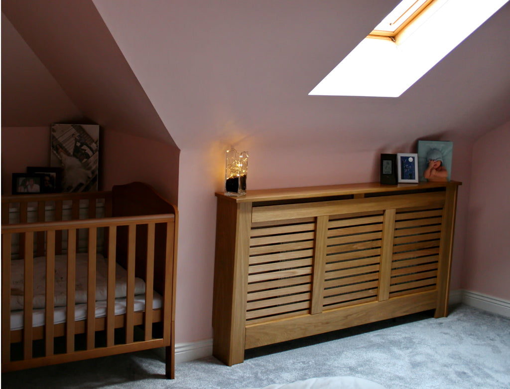 Oak Veneer Radiator Covers