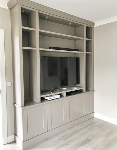full height tv cabinet unit