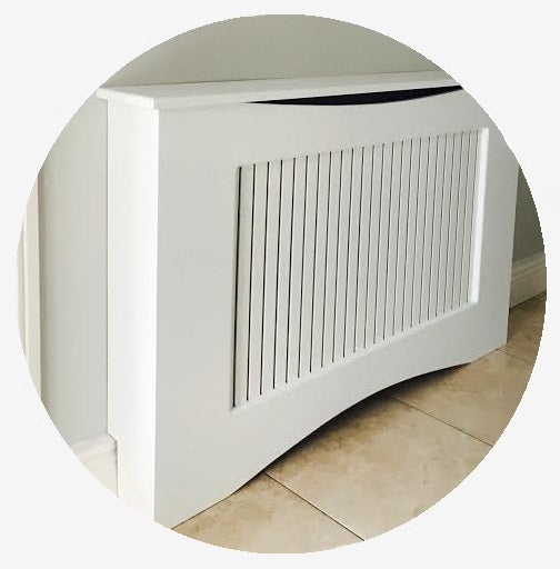 Contemporary Radiator Cover