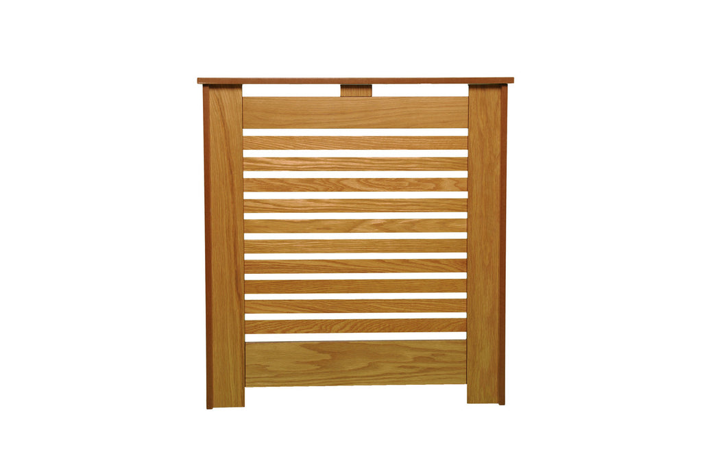 A - Mini Manhattan Oak Radiator Cover