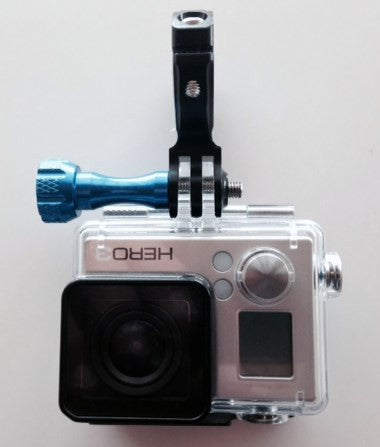 GoPro/Garmin Mount for Pipistrel Crossbar(s) (In Stock)
