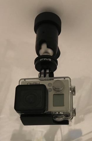 GoPro/Garmin Camera Mount - 12mm for Pipistrel Wing (Camera/Case not included) (In Stock)