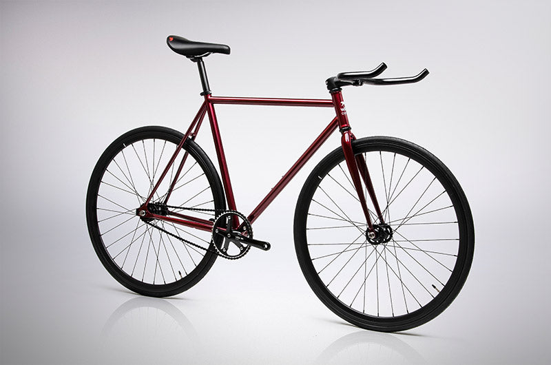 wlkie cycles commander fixed gear single speed