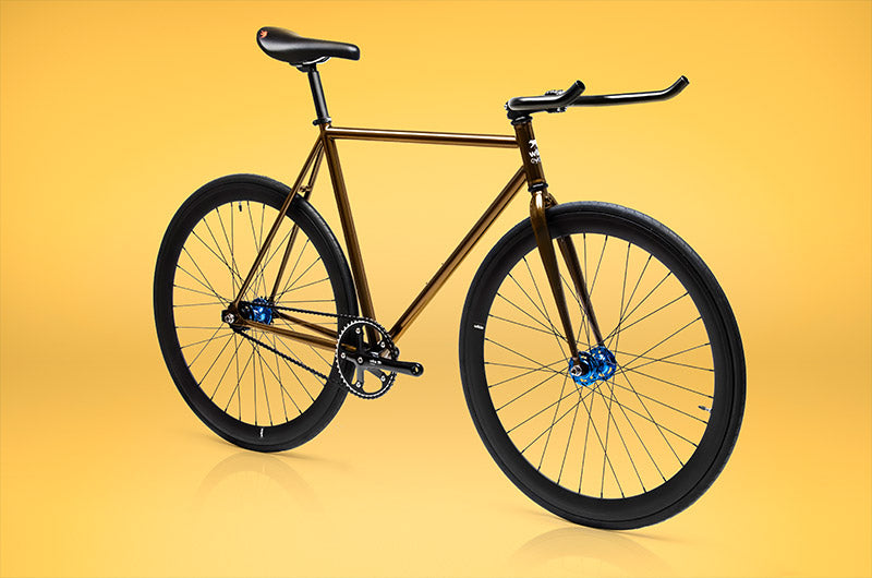 wlkie cycles grizzly fixed gear single speed