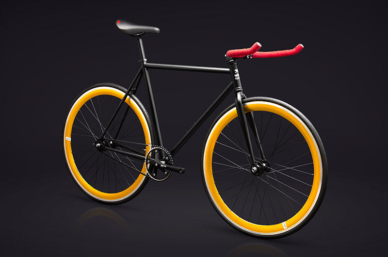 wlkie cycles magma fixed gear single speed
