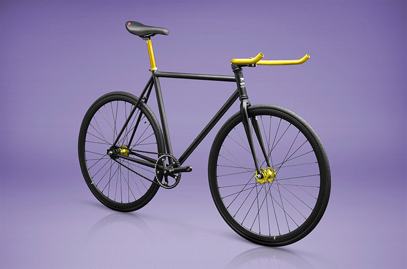 wlkie cycles royal fixed gear single speed