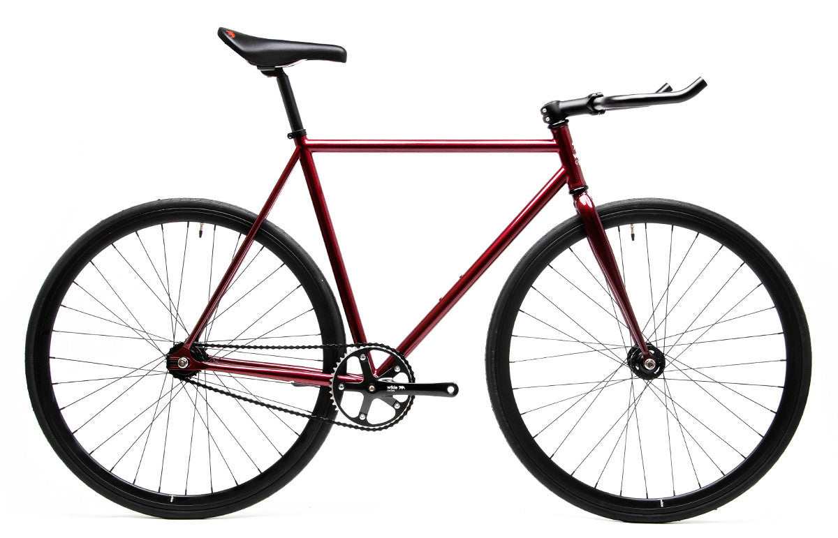 Commander - Single Speed & Fixed Gear Bike from WLKIE | wlkie