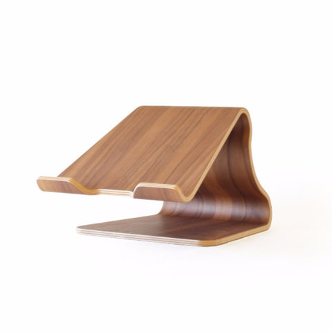 Desktop Stool - Brown / Walnut