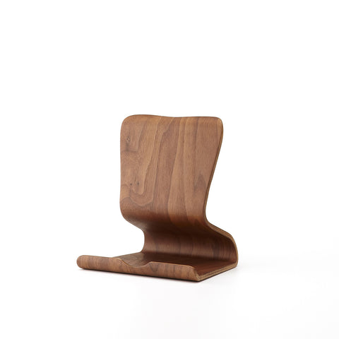 Desktop Chair - Brown / Walnut