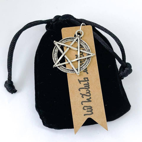Bewitchery Charm Pouch ~ Hex Removal