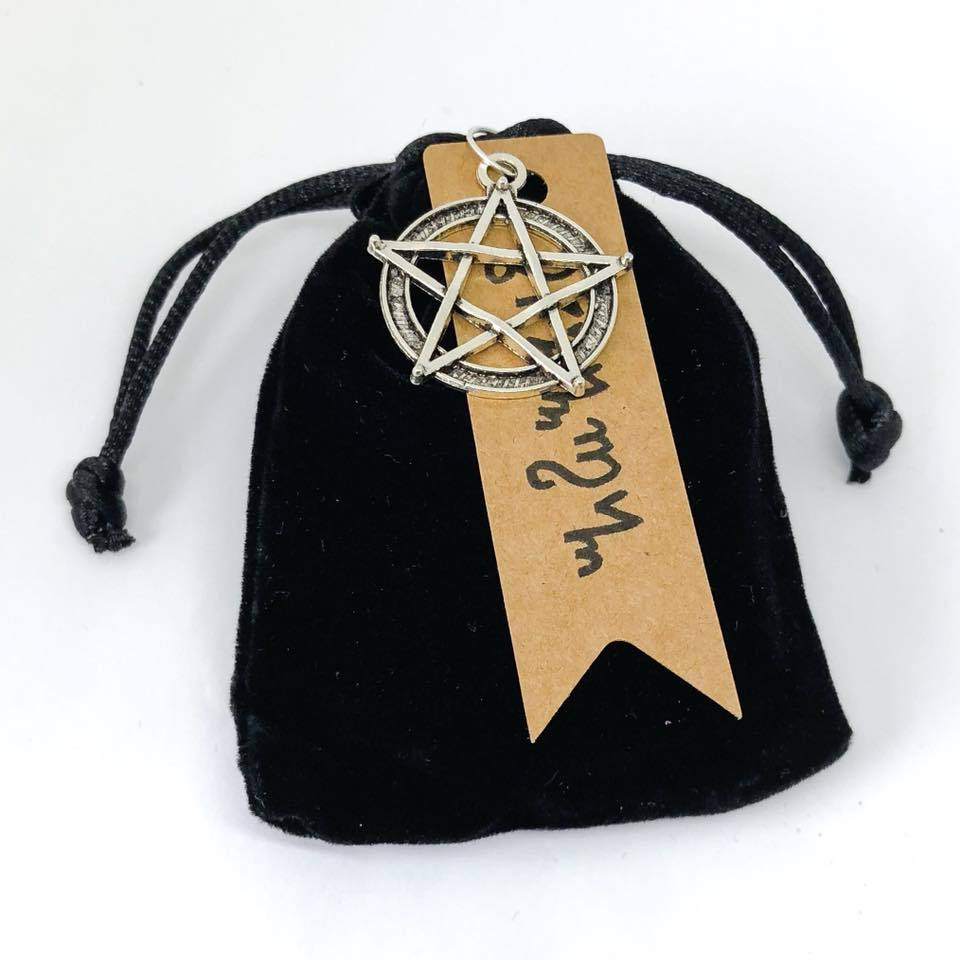 Bewitchery Charm Pouch ~ Banishing