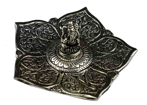 Ganesha Ash Catching incense plate