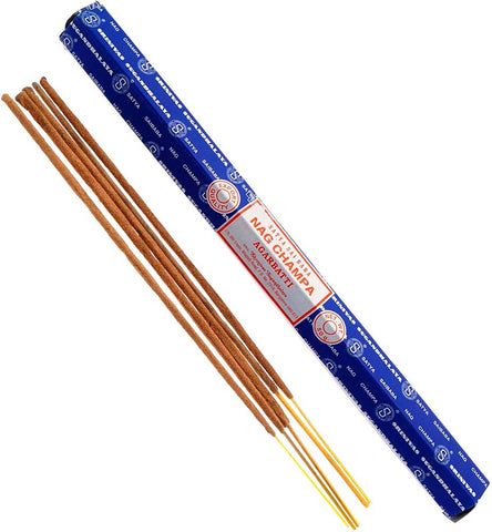 Nag Champa Garden Incense Sticks ~ Extra Large