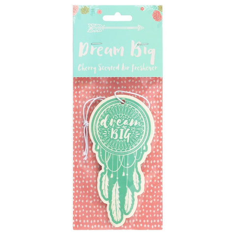 Dream Catcher Air Freshener ~ Cherry
