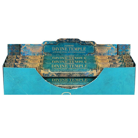 Divine Temple Incense Sticks ~ Jasmine