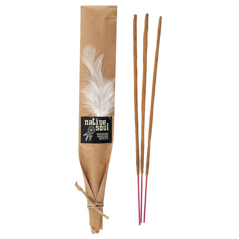 White Sage & Dragons Blood Incense Sticks