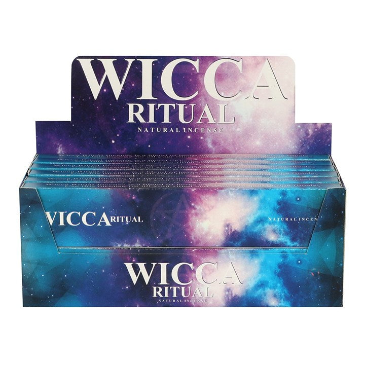 New Moon Incense - Wicca Ritual