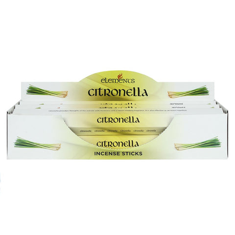 Citronella ~ Elements