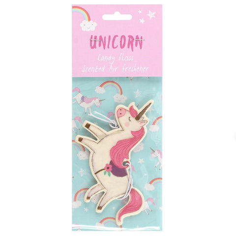 Unicorn Air Freshener ~ Candy Floss