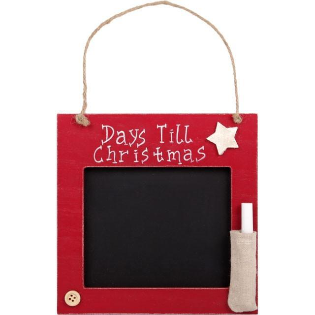 Christmas & Yule Decorations Christmas Countdown Hanger